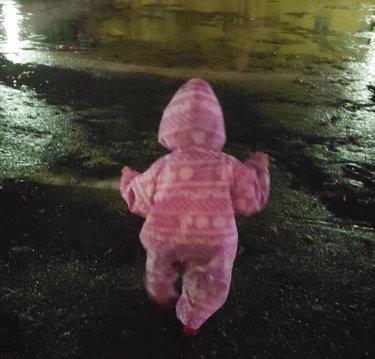 【おすすめグッズ】歩きだした子ども用のレインコート